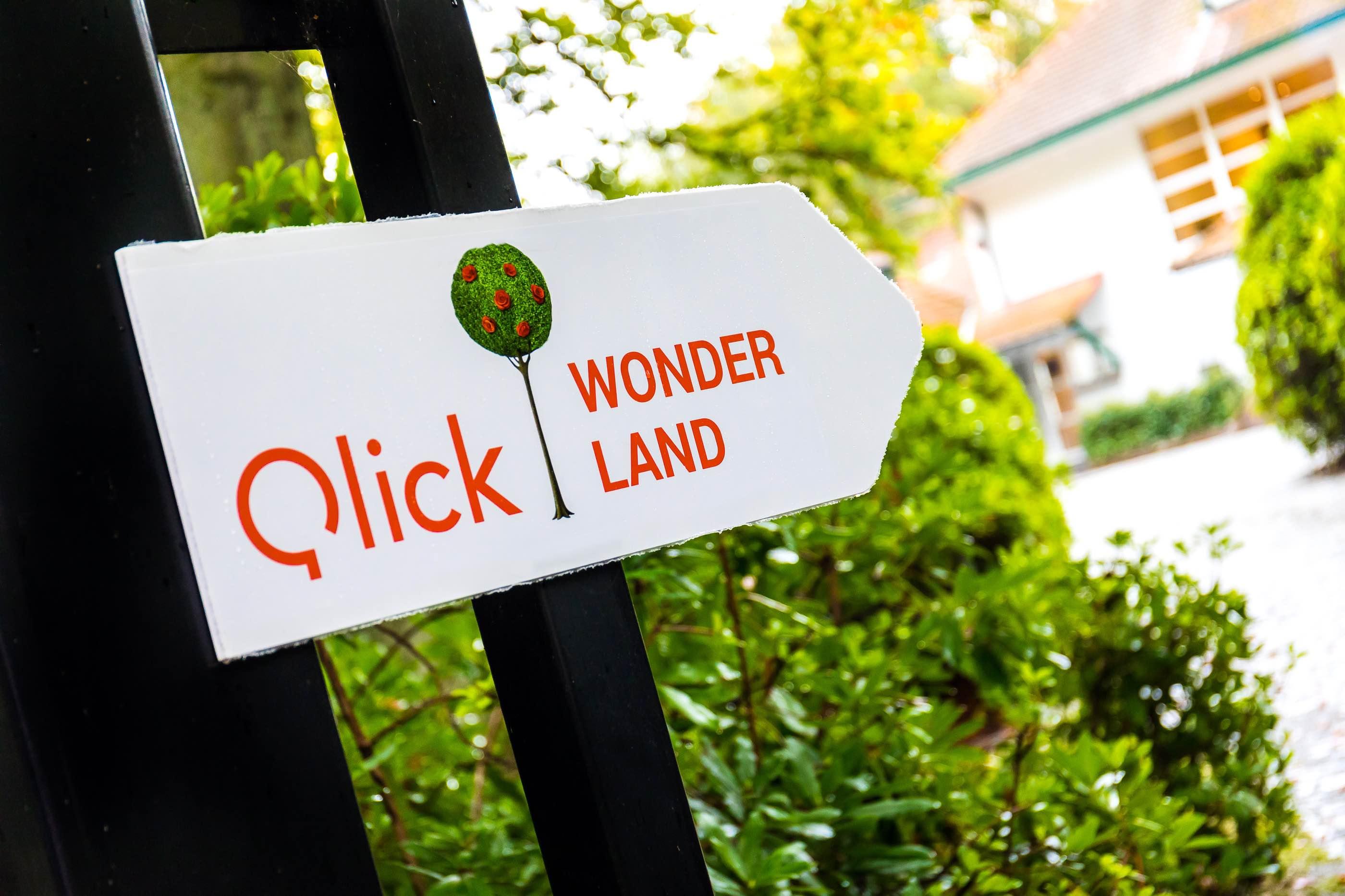 Qlick's Wonderland