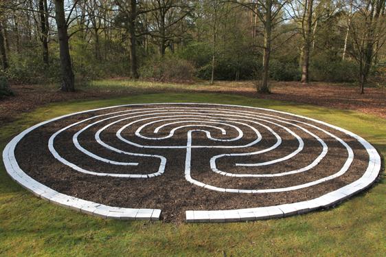 Het hoe en waarom van coachen in het labyrint