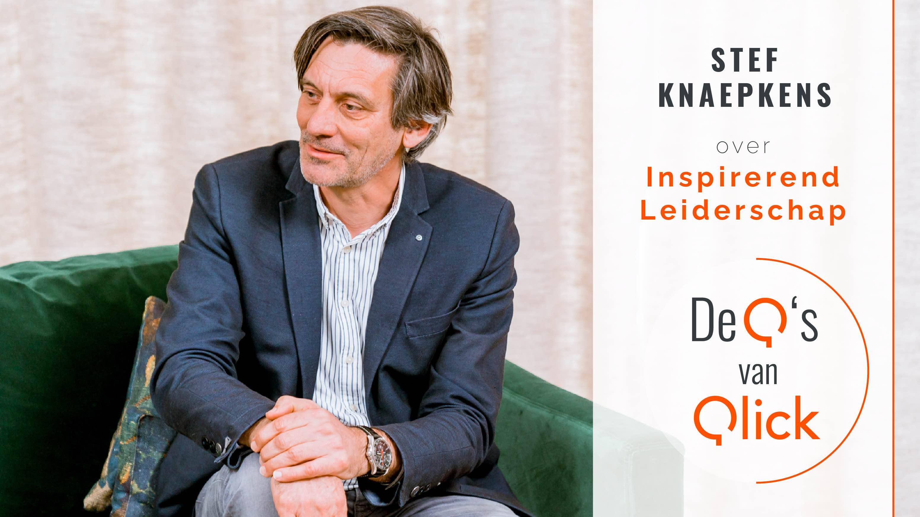 De Q's van Qlick: Inspirerend leiderschap